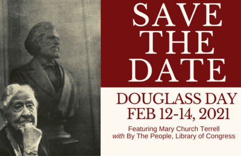 Douglass Day: Save the Date for Feb 12-14 2021