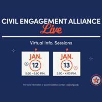 Civic Engagement Alliance Virtual Info Session