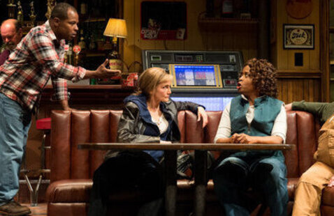 Huntington Theatre's production of Sweat