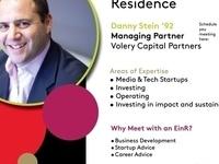 PIHE's Entrepreneur in Residence: Danny Stein '92