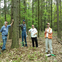 Tennessee Healthy Hardwoods Field Day