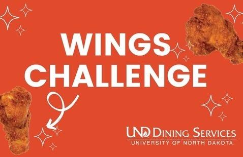 UND Dining Wing Challenge