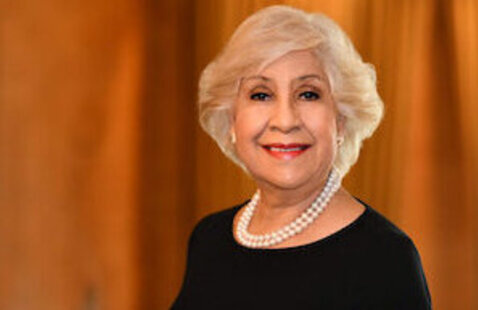 28th Jornada Keynote speaker Dr. Margarita Calderón, Professor Emerita, Johns Hopkins University