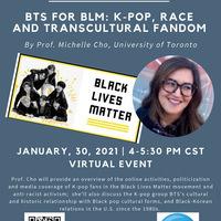 BTS for BLM: K-Pop, Race and Transcultural Fandom