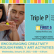Virtual Parenting Workshop (Bilingual): Encouraging Creativity with Family Art Activities