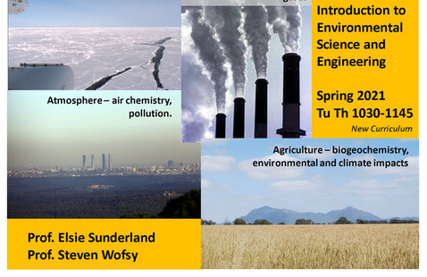 EPS/ESE 6: Introduction to Environmental Science and Engineering