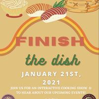 AASU Finish The Dish