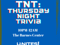 U-NITES! TNT: Thursday Night Trivia