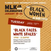"""""""Black Faces, White Spaces"""" Dialogue Panel"""