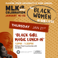 Black Girl Magic Lunch-in