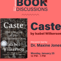 Caste: The Origins of Our Discontents Book Discussion