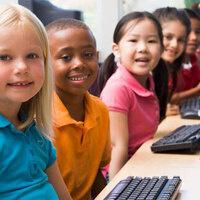 1st Grade Home School Class Session