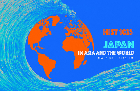 HIST 1023: Japan in Asia and the World