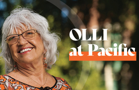 OLLI at Pacific Spring Preview Reception