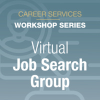 Virtual Job Search Group for Alumni and New Grads