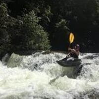 Intermediate Whitewater Kayaking