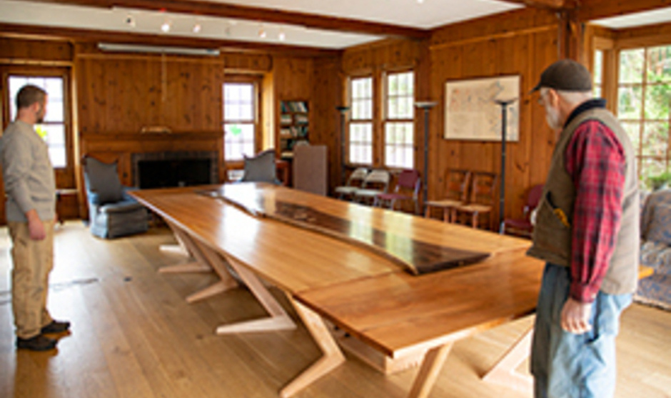 New England Forestry Foundation: Tree to Table