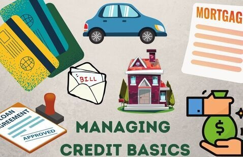 Career Session: Manage Credit Basisc