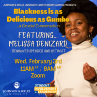 Blackness is as Delicious as Gumbo ft. Melissa Denizard
