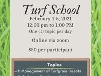 Clemson University's Turf School 2021