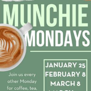 GEE Presents: Munchie Monday