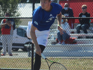 Charger Men's Tennis Vs. Lawrence Tech
