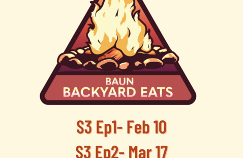 Baun Backyard Eats, S3Ep2