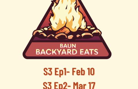 Baun Backyard Eats, S3Ep3