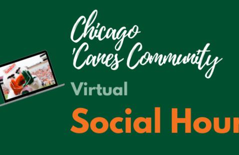 Chicago 'Canes community Virtual Social Hour