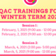 Queer Ally Coalition Training- Winter Term!
