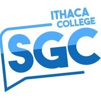 Ithaca College SGC Logo
