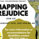 Virtual Volunteering with Mapping Prejudice: Visualizing the Hidden Histories of Race and Privilege