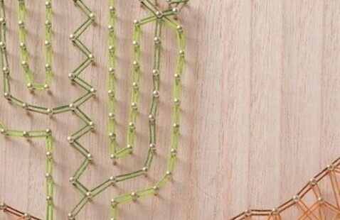 String Art Activity Kit