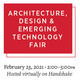 Architecture, Design & Emerging Technology Fair 2021