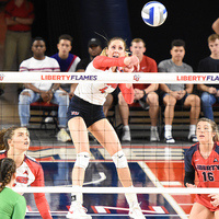 Liberty Volleyball vs. Lipscomb