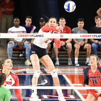 Liberty Volleyball vs. Kennesaw State