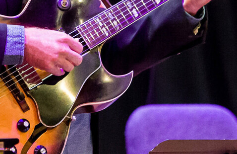 Christopher Seagraves, Jazz Bass