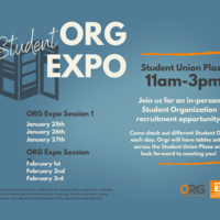 ORG Expo: Session 1