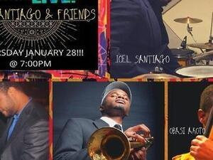 Joel Santiago and Friends - Afro Carib Concepts LIVE STREAMING CONCERT