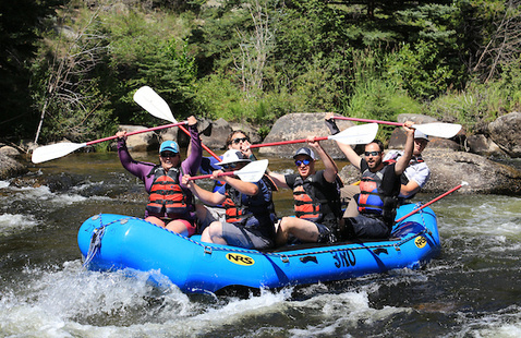 Intro to Whitewater Rafting