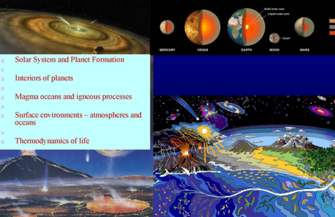 EPS 140: Geochemical and Cosmochemical Thermodynamics