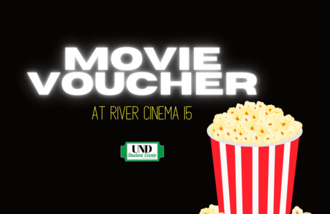 Movie Voucher @ River Cinema 15