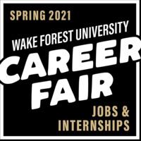 Spring 2021 Virtual Career Fair