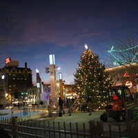 Holiday Celebration & Winter Market