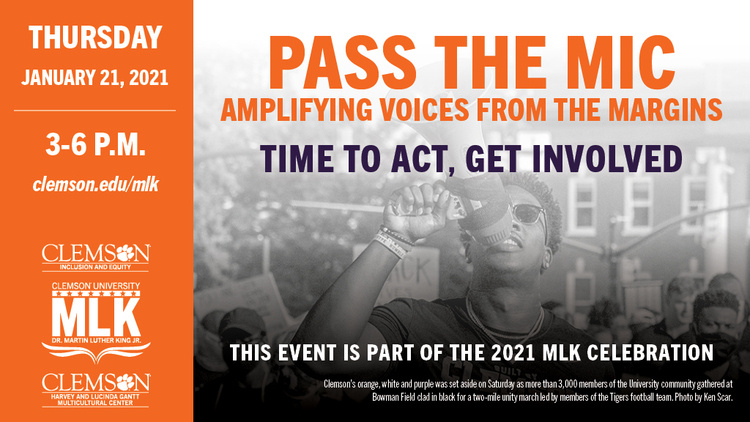 Pass the Mic: Amplifying Voices from the Margins