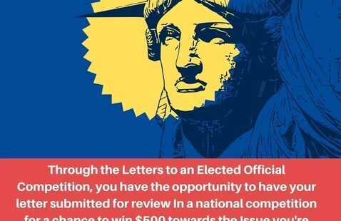 Letters to an Elected Official Writing Workshop