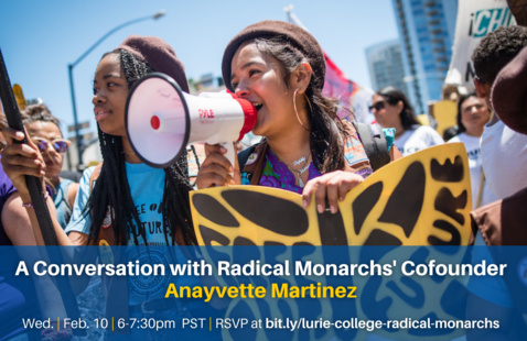 A Conversation with Radical Monarchs' Cofounder Anayvette Martinez