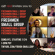 Acts2Fellowshp Red - FRESHMEN SMALL GROUPS! Join us!