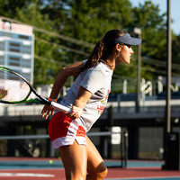 Liberty Women's Tennis vs Radford