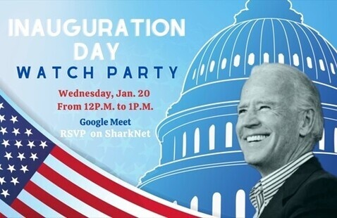Inauguration Day Watch Party